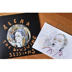 Reema - The LowSwing Sessions. Nr 1-20+Hand made Artwork