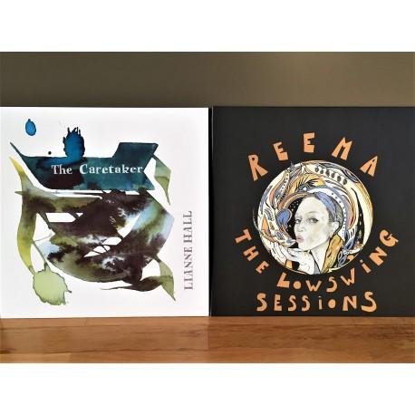 LowSwing Records Holidays Bundle, Reema+Lianne Hall