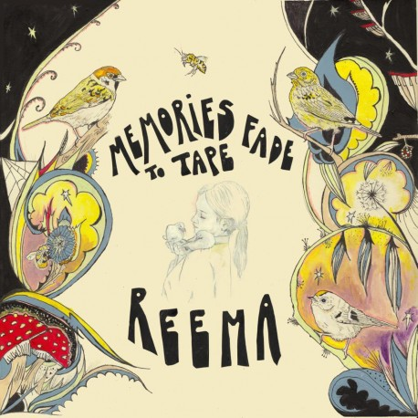 Reema-Memories Fade To Tape Limited Edition 180g LP *PRE ORDER*